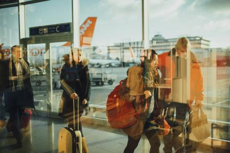 Travellers Returning from Travel