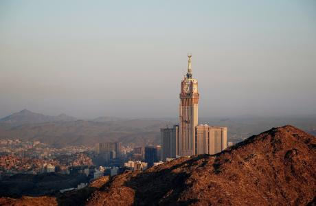 View of Mecca