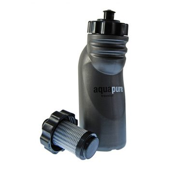 Aqura Pure Bottle and Replacement Cap