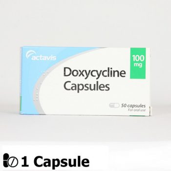 Doxycycline Malaria Tablets