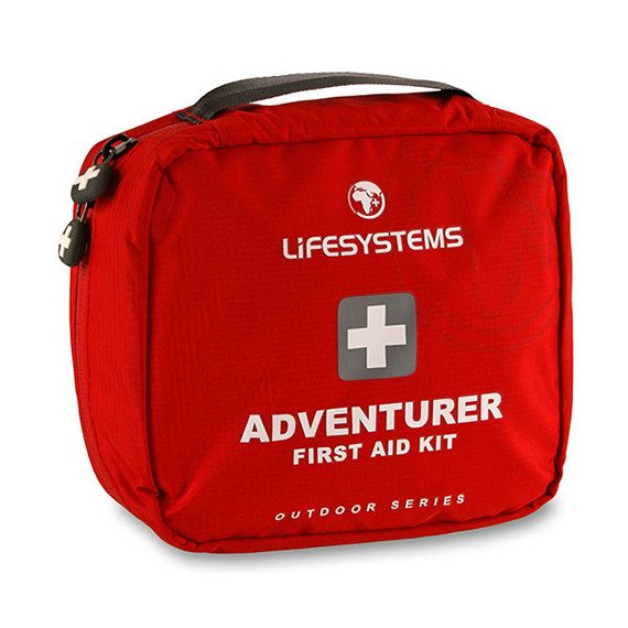 Lifesystems Adventurer First Aid Kit in Pouch