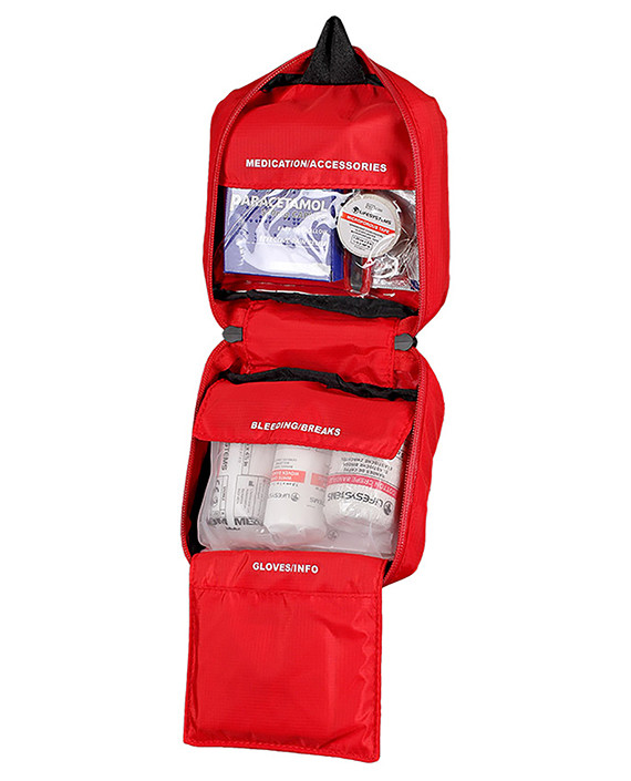 Lifesystems Adventurer First Aid Kit Hanging
