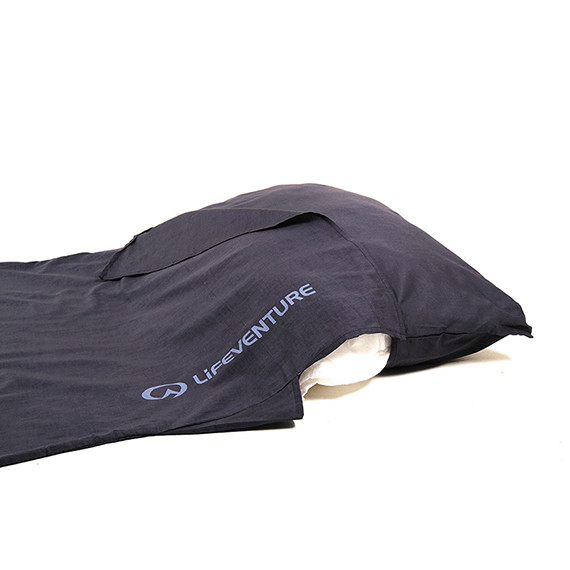 Lifeventure Cotton Sleeper with Pillow