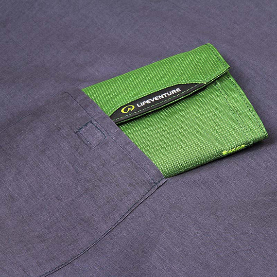 Lifeventure Cotton Sleeper Valuables Pocket