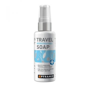 Travel Soap Bottle