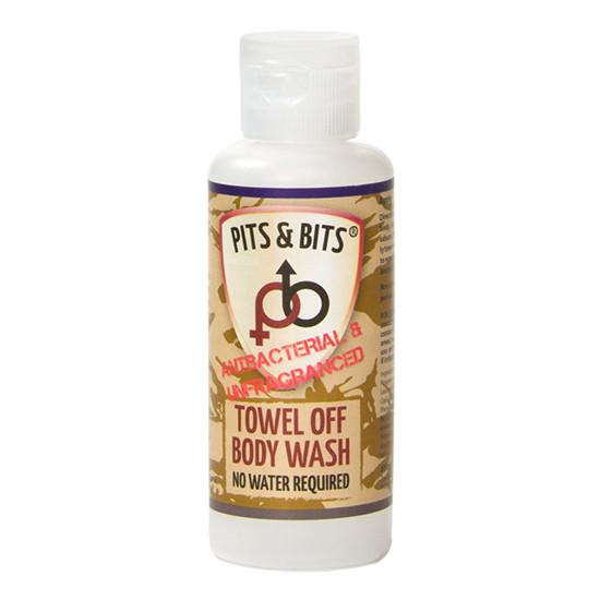Pits & Bits Antibacterial Body Wash
