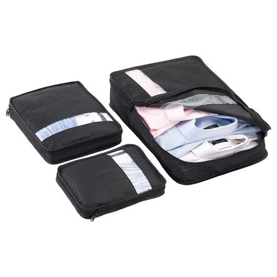 Bag Packers Case Tidy Black