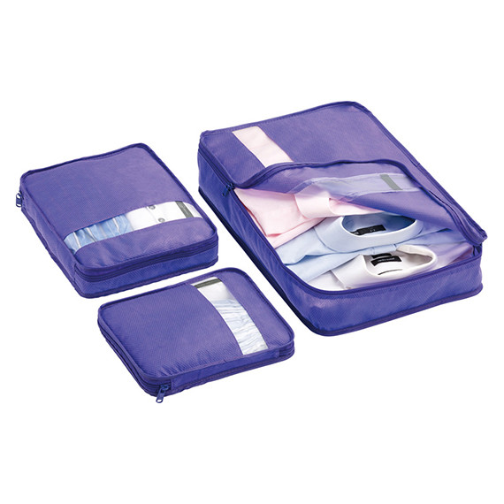 Bag Packers Case Tidy Purple
