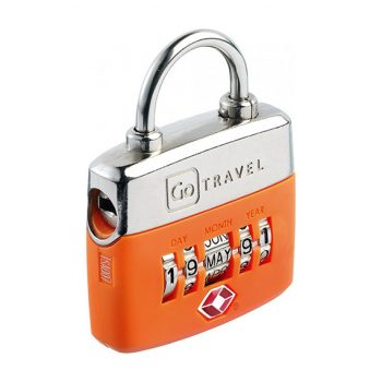 Birthday Lock Orange