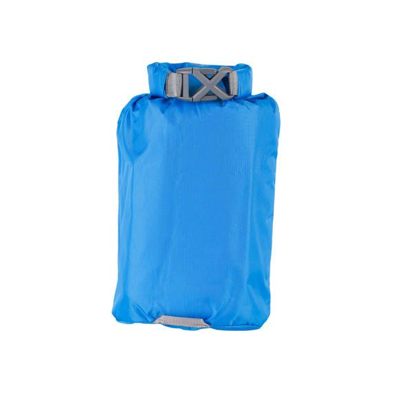 Cotton Sleeping Bag Liner in folded carry bag