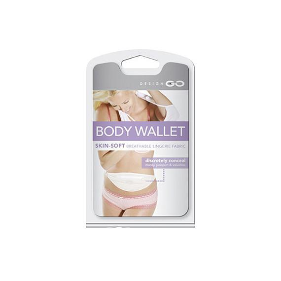 Design Go Body Wallet in Box