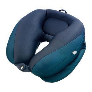 Double Decker Pillow Blue