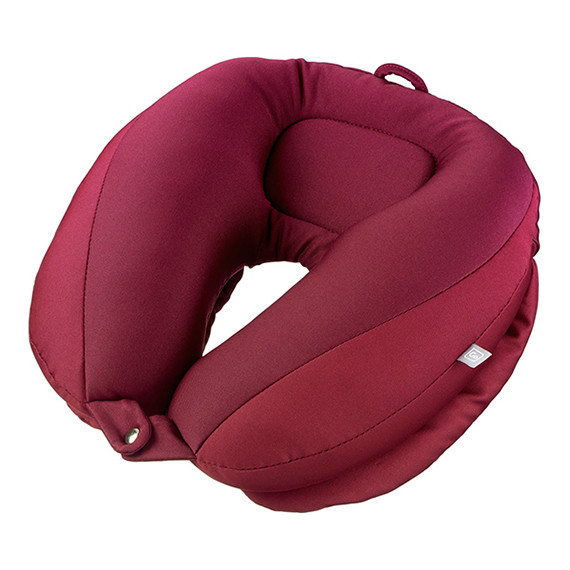 Double Decker Pillow Red