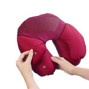 Double Decker Pillow Adjusting