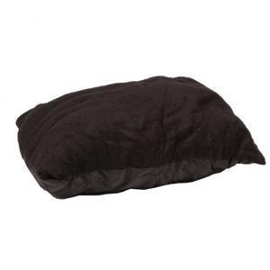 Fleece Travel Pillow Inflated