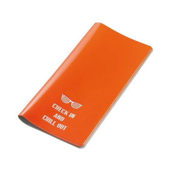 Glo Travel Wallet Orange