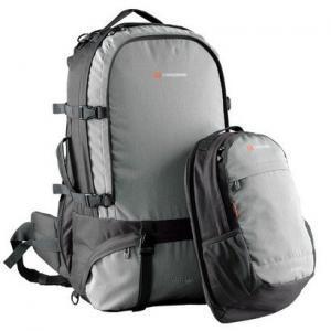 Jet Pack 75 Black Daypack Detached