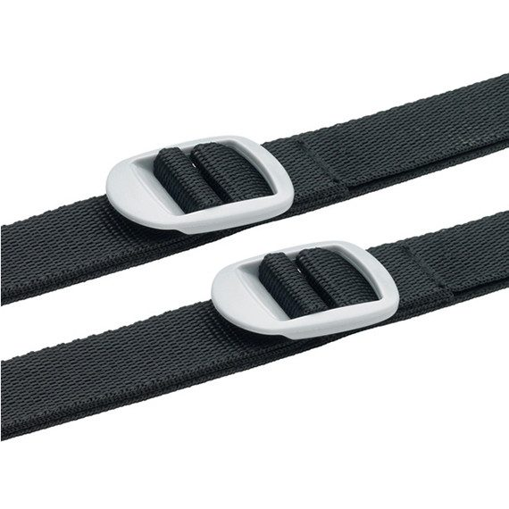 Luggage Straps Black