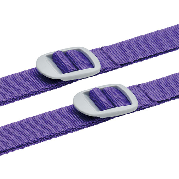 Luggage Straps Purple