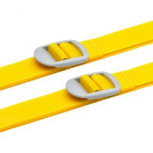 Luggage Straps Yellow