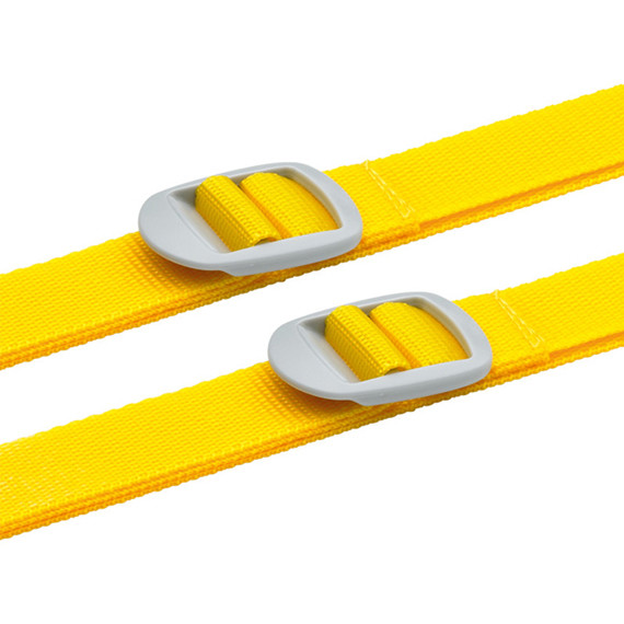 Luggage Straps Yellow
