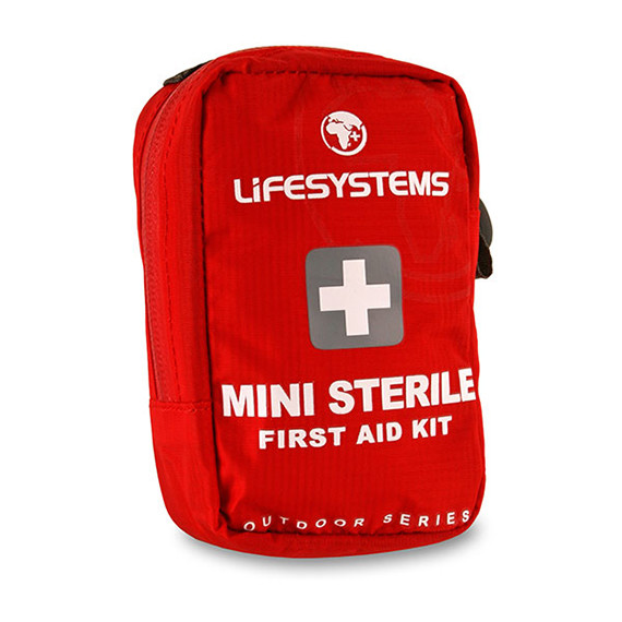 Mini Sterile Kit Red Pouch