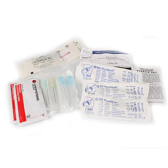 Mini Sterile Kit Contents