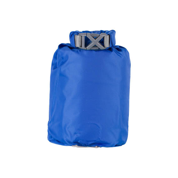 Polycotton Sleeping Bag Liner in folded carry bag