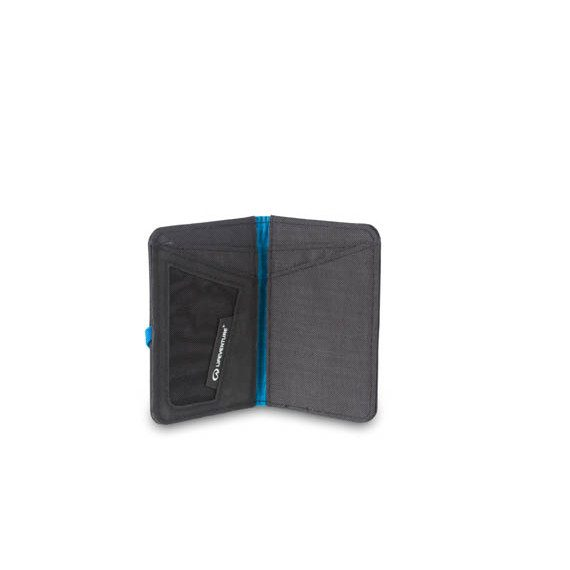 RFID Card Wallet Open