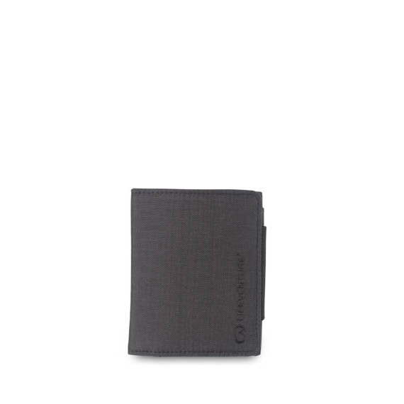 RFID Tri Fold Wallet Closed