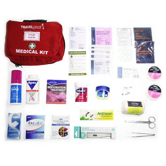 Raleigh Medical Kit