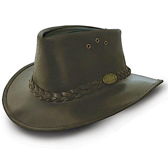 Rogue Oiled Suede Packaway Hat