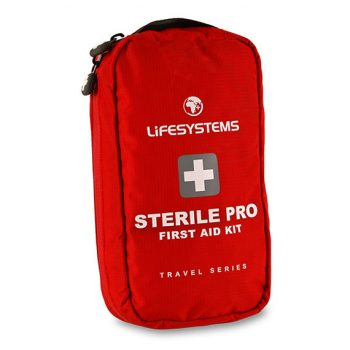 Sterile Pro Kit Red Pouch