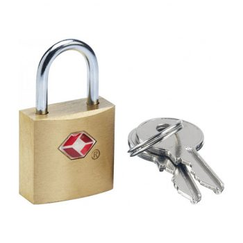 Travel Sentry Case Lock and Keys