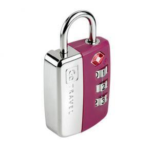 Travel Sentry Lock Red
