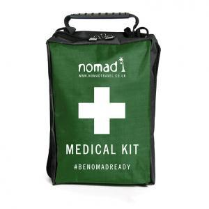 Ultimate Medical Kit Green Pouch