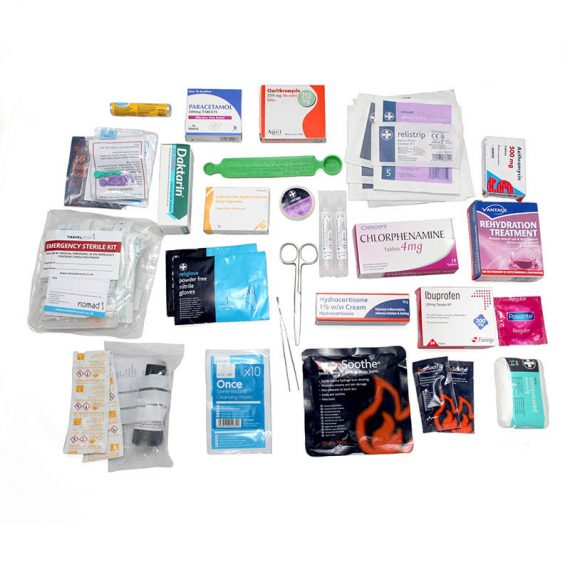 Ultimate Medcial Kit Contents