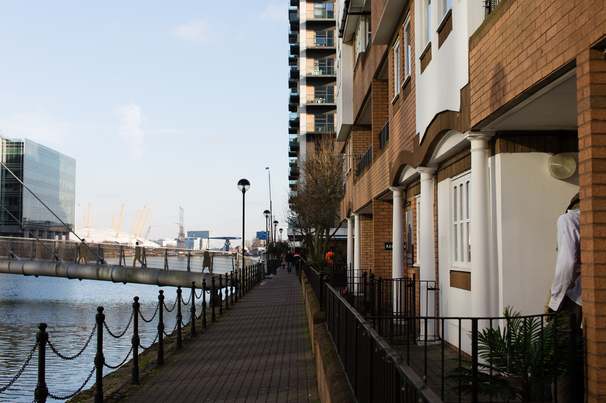 Nomad Canary Wharf Riverside