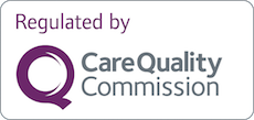 Regulated by the Care Quailty Commission