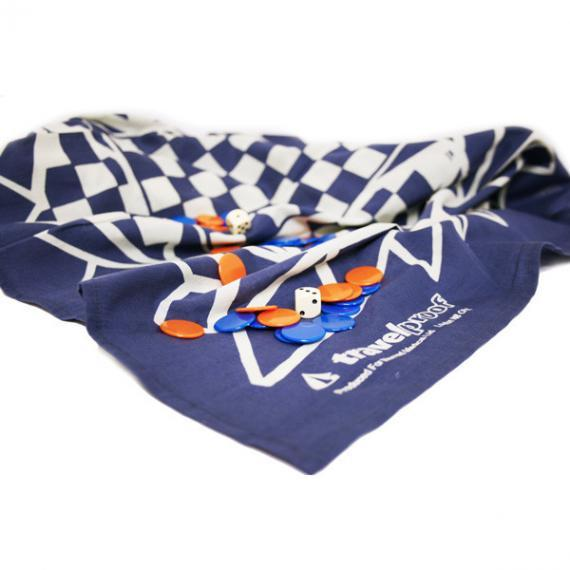 Bandana Gameboard and Pieces