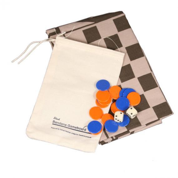 Bandana Gameboard and Carry Bag