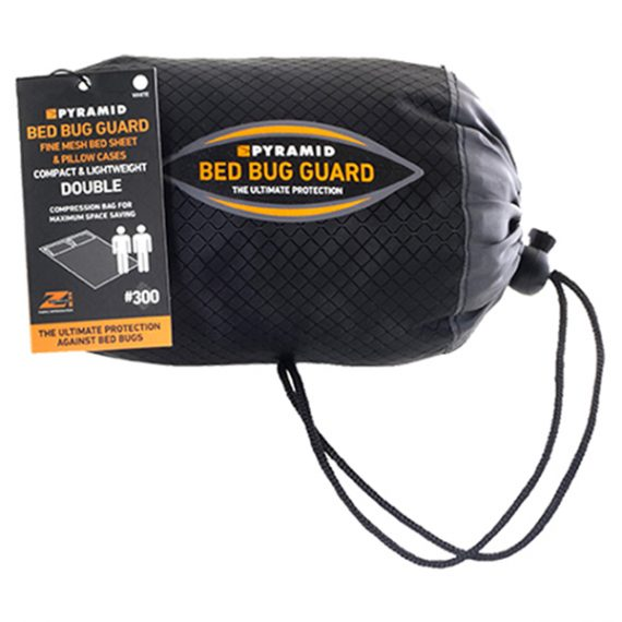 Bed Bug Sheet single in carry case