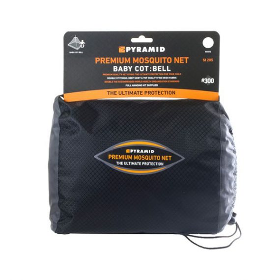 Premium Bell Mosquito Net in Carry Case