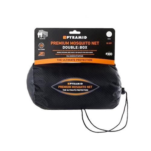 Premium Box Mosquito Net in carry bag