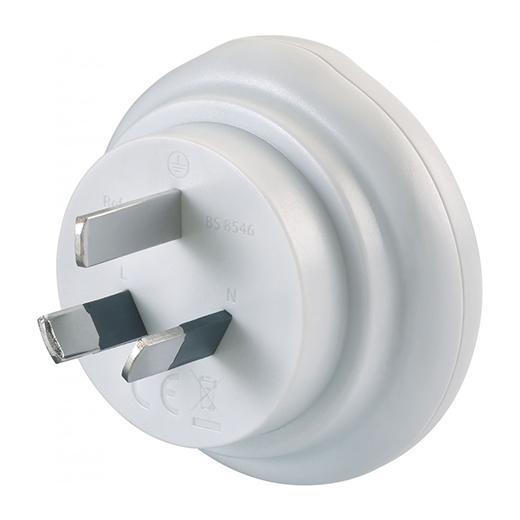 UK-AUS adapter back plug