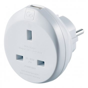 UK-EU Adapter