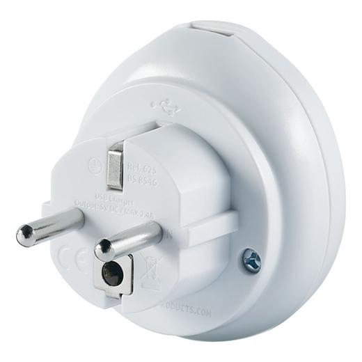 UK-EU Adapter back plug