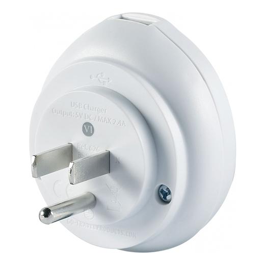 UK-USA Adapter back plug
